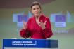 Ilustrační foto - Místopředsedkyně Evropské komise Margrethe Vestagerová.