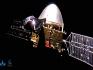 Sonda Tchien-wen na cestě na Mars na snímku CNSA z 16. prosince 2020.