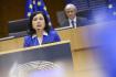 Místopředsedkyně Evropské komise Věra Jourová.