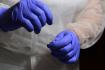 Antigenní testování na nemoc covid-19 - ilustrační foto.