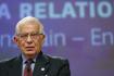 Ilustrační foto - Šéf diplomacie Evropské unie Josep Borrell.