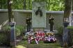 Ilustrační foto - Pietní shromáždění k uctění památky obětí komunistického režimu 26. června 2021 na Ďáblickém hřbitově v Praze.