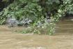 Ilustrační foto - Rozvodněná řeka - ilustrační foto.