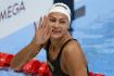 Ilustrační foto - Letní olympijské hry Tokio 2020, 28. července 2021. Plavání, 200 m volný způsob ženy, finále. Česká plavkyně Barbora Seemanová.