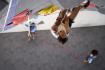 Ilustrační foto - Letní olympijské hry Tokio 2020, 5. srpna 2021. Sportovní lezení, muži, finále. Adam Ondra z ČR.