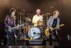 Ilustrační foto - Skupina Rolling Stones, zleva Ronnie Wood, Charlie Watts a Keith Richards (snímek z 15. července 2019).