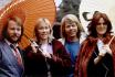 Švédská skupina ABBA (zleva) Benny Andersson, Agnetha Foltskogová, Björn Ulvaeus a Anni-Frid Lyngstadová na snímku z 5. listopadu 1980.