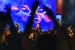 Zpěvačka Anna K. vystoupila na vyhlašování hudebních cen Žebřík 3. září 2021 v Plzni.