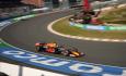 Max Verstappen z Red Bullu ve Velké ceně Nizozemska.