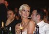 Bývalá členka britské dívčí hudební skupiny Girls Aloud Sahar Hardingová na snímku z 18. února 2009.
