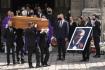 V kostele Saint-Germain-des-Prés v centru Paříže se 10. září 2021 uskutečnil pohřeb francouzského herce Jeana-Paula Belmonda, který zemřel v pondělí 6. září ve věku 88 let.
