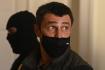 Pražský městský soud poslal 14. září 2021 zadrženého Rusa Alexandra Frančettiho (na snímku) do předběžné vazby. Bude v ní čekat, jak dopadne jeho vydávací řízení na Ukrajinu.