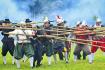 Účinkující z Česka, Německa, Rakouska či Maďarska se 18. září 2021 v Praze na Vypichu u obory Hvězda zúčastnili rekonstrukce bitvy na Bílé hoře z roku 1620. Na bitevním poli se představili vojáci, dělostřelci i jezdci na koních, kteří bojovali na straně habsburských a stavovských vojsk.