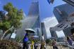 Ilustrační foto - Sídlo developerské společnosti China Evergrande ve městě Šen-čen.