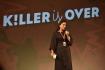 Vyhlášení čtvrtého ročníku brněnského televizního festivalu Serial Killer, 25. září 2021 v Brně. Na snímku ředitelka festivalu Magdalena Zlatušková.