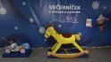 V ostravském Velkém světě techniky (VST) v Dolní oblasti Vítkovic začala interaktivní výstava Večerníček a království pohádek (na snímku ze 4. října 2021), jejíž autorkou je Jana Sommerová ve spolupráci s ostravským studiem České televize.