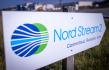 Ilustrační foto - Cedule ukazuje směr k plynovodu Nord Stream 2 (na snímku z 16. září 2020).
