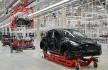 Ilustrační foto - První evropská továrna americké automobilky Tesla v Grünheide u Berlína, 9. října 2021. Na snímku je výroba vozu Tesla Model Y.