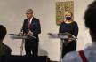 Vicepremiér a ministr průmyslu a obchodu Karel Havlíček a ministryně financí Alena Schillerová vystoupili 18. října 2021 v Praze na tiskové konferenci po zasedání vlády.