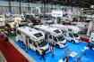 Na brněnském výstavišti začala 21. října 2021 mezinárodní výstava karavanů a obytných automobilů Caravaning Brno.