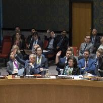 Ilustrační foto - Hlasování v Radě bezpečnosti OSN.