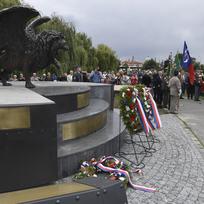 Pietní vzpomínka se konala 14. srpna 2019 u pomníku letců RAF v Praze v den výročí, kdy se českoslovenští letci vrátili z Británie zpět do Prahy v roce 1945.