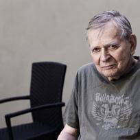 Herec a dramatik Jan Skopeček (na archivním snímku z 18. srpna 2010).