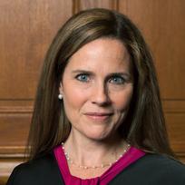 Americká soudkyně Amy Coneyová Barrettová na snímku z 24. srpna 2018.