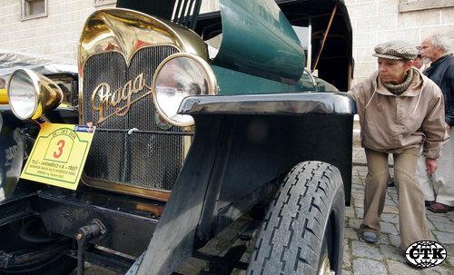 Automobil Praga manželů Krejsových z roku 1923 byl mezi více než padesáti veterány všech kategorií z ČR, Rakouska a Německa, kteří se 27. května 2006 sjeli na náměstí Zachariáše z Hradce v Telči, odkud vyrazili na tradiční oblíbenou Májovou rallye veteránů 2006.
