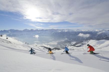 Serfaus-Fiss-Ladis – Rodinná LYŽAŘSKÁ oblast v Alpách