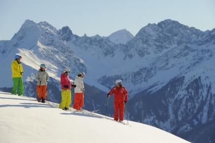 Škola lyžování pro dospělé (c) Sepp Mallaun