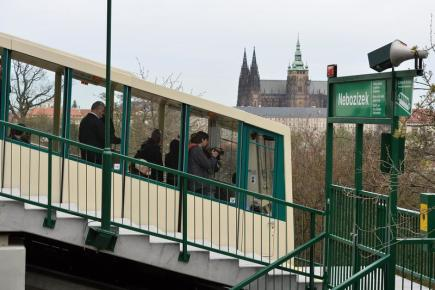 Kvůli jarní údržbě je lanovka na Petřín do 16. března mimo provoz 682babc2a7