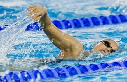 Kubová skončila na letošním ME v krátkém bazénu podruhé pátá