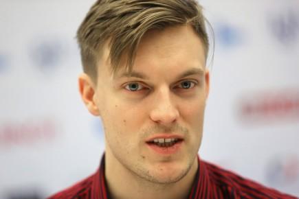 Český krasobruslař Tomáš Verner.