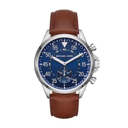 69c3b5ef48 Chytré hybridní hodinky Michael Kors Access Gage Hybrid Smartwatch  (Foto Business Wire)