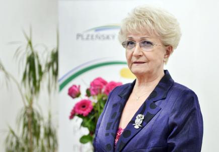 Křest knihy lékařky Milady Emmerové (na snímku) Případ sestra smrt, 8. listopadu v Plzni. Zabývá se případem zdravotní sestry Věry Marešové, která byla zproštěna obžaloby ze šesti vražd pacientů.