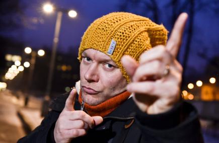 Zpěvák skupiny Monkey Business a herec Matěj Ruppert poskytl 6. března 2018 v Praze rozhovor České tiskové kanceláři (ČTK) u příležitosti svých 40. narozenin.