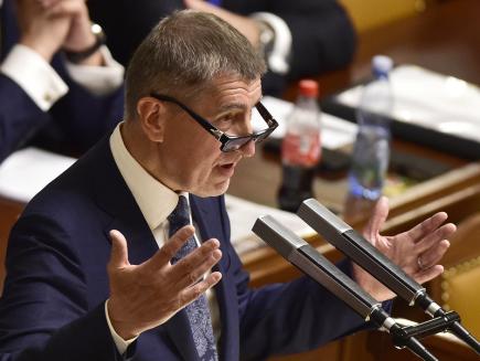 Soud se vrátí k nároku Kalouska na omluvu od Babiše za výroky ve Sněmovně