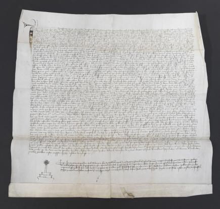 808cb3f1eb Národní knihovna vystaví zakoupený vzácný pergamen