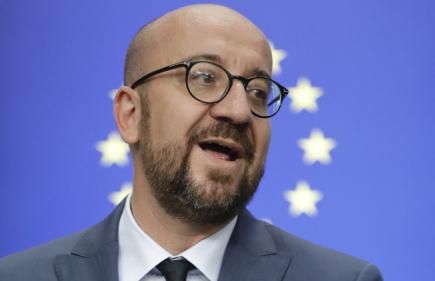 Hlavním tématem summitu EU je změna klimatu, řekl Michel