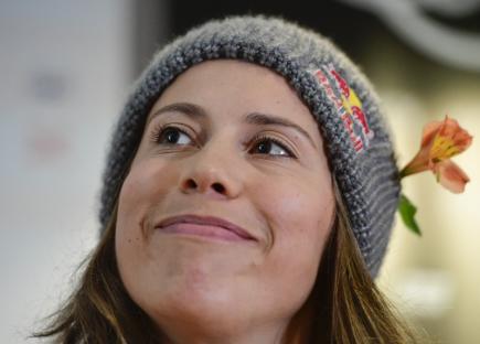 Samková vyhrála kvalifikaci v Montafonu, uspěla i Hopjáková