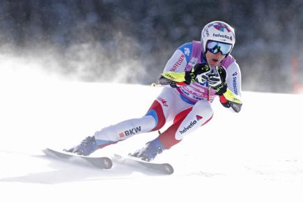 Švýcar Odermatt slaví v Beaver Creeku první výhru v SP