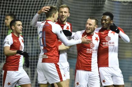 19. kolo: Slavia drží neporazitelnost, domácí série Bohemians skončila