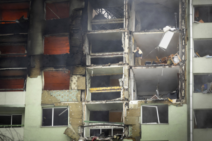 Počet obětí výbuchu plynu v domě v Prešově stoupl na sedm