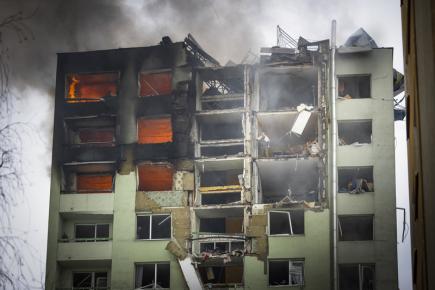 Hasiči již prohledali celý dům, obětí výbuchu v Prešově je osm