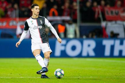 Ronaldo doufá, že s Juventusem vyzve Real Madrid až ve finále LM