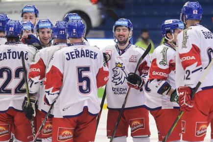 Hokejisté vyhráli v sezoně i počtvrté, v Plzni udolali Finy