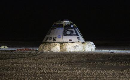 NASA odložila zkušební let kosmické lodi Starliner k ISS
