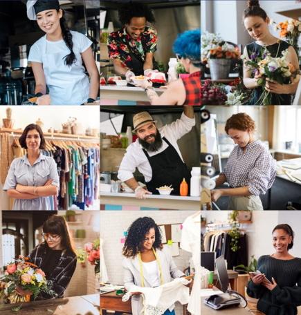 Visa pomáhá drobným živnostníkům obnovit jejich podnikání
