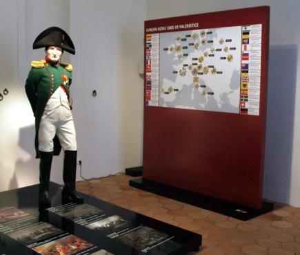 Skončil spor o Napoleonskou expozici ve Slavkově u Brna